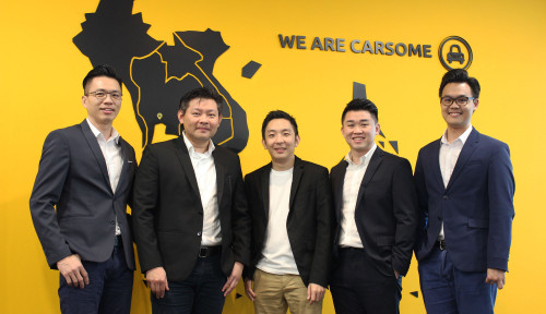Foto Startup Jual Beli Mobil Bekas Kantongi Investasi US$50 Juta