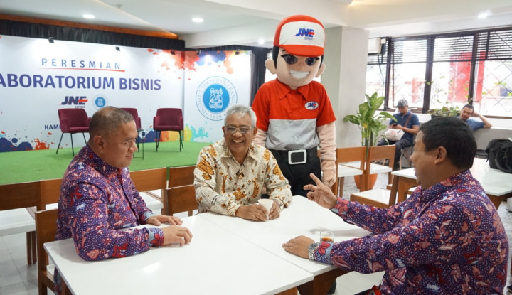 Bussiness Lab SBM ITB Wadah Kreatif Entrepreneur Muda