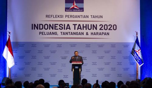 Foto Pidato SBY, Dijawab PDIP, Katanya...