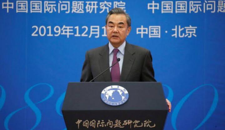 China Sebut AS Dorong Hubungan ke Arah Perang Dingin Baru