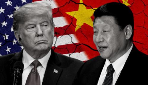Foto Pontang-Panting Tangani Corona, China Didesak AS untuk. . . .