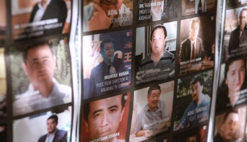 Database Bocor! China Rupanya Tahan Muslim Uighur karena Alasan Agama