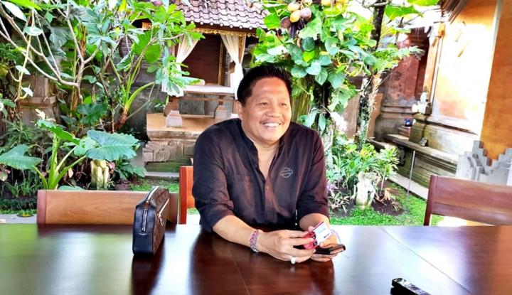 Foto Berita Dari Keluarga Sederhana, Pria Bali Ini Sukses Bisnis Hotel di Malang