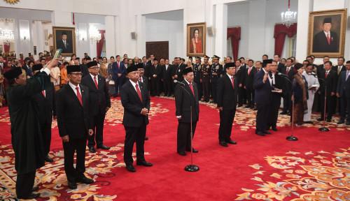 HAH!! Watimpres Jokowi Belum Satupun Ajukan LHKPN?? Gimana Ini Pak?
