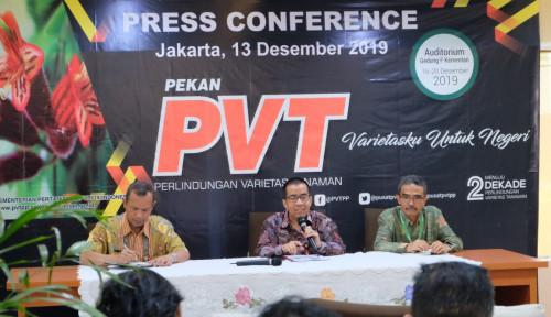Foto Kementan Gelar Pekan PVT, Dorong Pertumbuhan Industri Benih Nasional