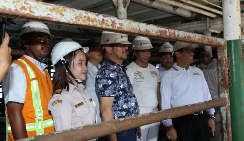 Foto Kementan bersama Pemda NTT Komitmen Perkuat Gratieks Komoditas Peternakan