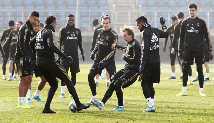 Real Madrid Semakin Kokoh di Puncak Klasemen La Liga