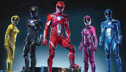Foto Ambil Alih Franchise, Paramount Pictures Bakal Reboot Power Rangers
