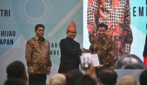 APRIL Group Raih Sertifikasi Industri Hijau dari Kemenperin