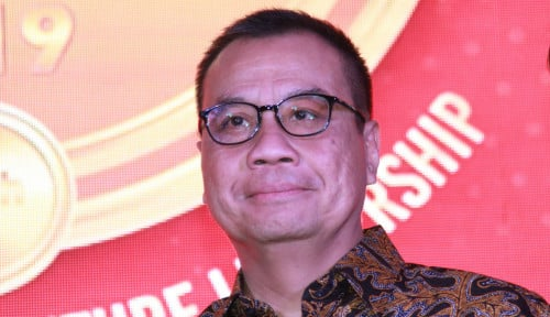 2 Thumbs Up! Bos AP I Sabet Penghargaan The Most Admired CEO 2019