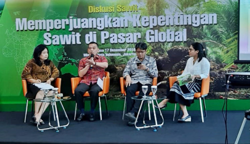 Wow! Produksi CPO Indonesia Bisa Tembus 70 Juta Ton