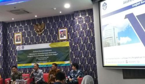 Foto 2020, LIPI Perkirakan Ekonomi Indonesia Tumbuh 5,04%