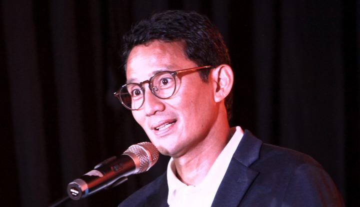 sandi: tim ekonomi jokowi gagal selamatkan umkm