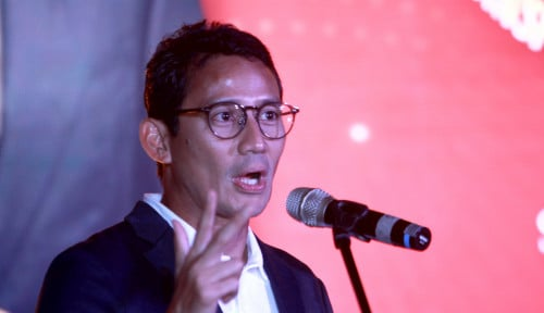 Sandiaga Bicara Soal Covid-19 di Indonesia, Bikin Dag Dig Dug