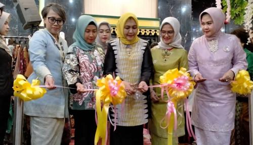 Foto Dorong UKM, IWABA Medan Hadirkan 50 Stand di Pasar Gaya 2019