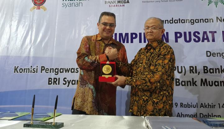 CIMB Niaga Syariah Jalin Sinergi dengan Muhammadiyah - Warta Ekonomi