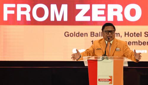 Foto Bakal Dukung Gibran Maju Pilkada Solo, Saat OSO Ditanya Dinasti Politik, Dia Jawab...