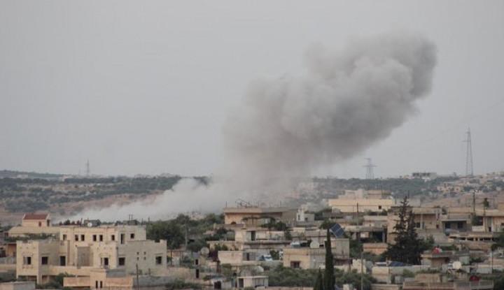 Jerman Minta Dunia Internasional Pikirkan Cara Hentikan Krisis di Idlib Suriah - Warta Ekonomi
