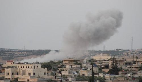 30 Ribu Warga Idlib Suriah Eksodus ke Turki