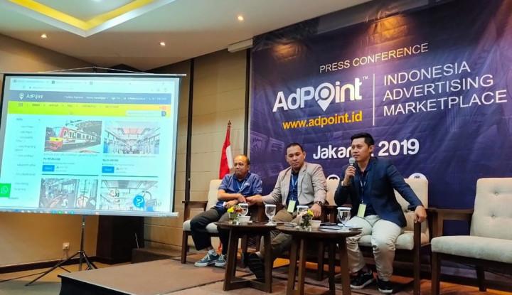 AdPoint, Pasang Iklan Lebih Mudah dan Efisien - Warta Ekonomi