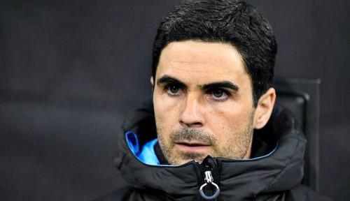 Foto Mikel Arteta Disebut Warisi Taktik Guardiola