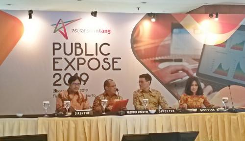 ASBI Asuransi Bintang Perkirakan Perolehan Premi Capai Rp448,8 Miliar Tahun Ini