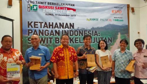 Ciptakan Ketahanan Pangan Indonesia dengan Sawit Berkelanjutan