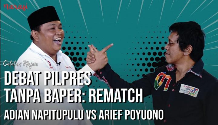 Arief Poyuono, Elite Gerindra yang Rajin Membela Jokowi itu Sekarang Sudah Didepak Prabowo