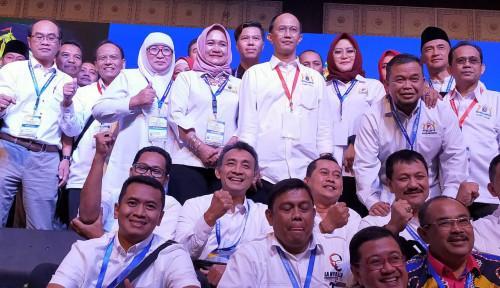 Foto Dipilih Secara Aklamasi, Adik Dwi Putranto Sah Pimpin Kadin Jatim