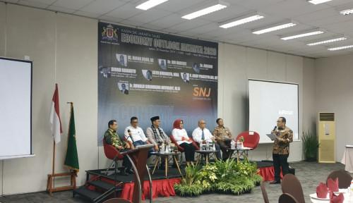 Foto Gelar Outlook Ekonomi 2020, Kadin Jakarta Ajak Pemprov DKI Tingkatkan Sinergi