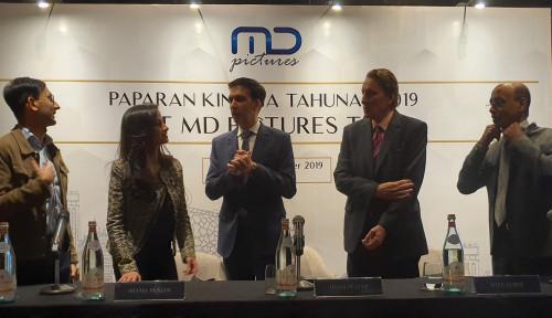 Gelontorkan Dana Miliaran Rupiah Buat Borong Saham, Kepemilikan Bos Besar FILM Makin Menggunung