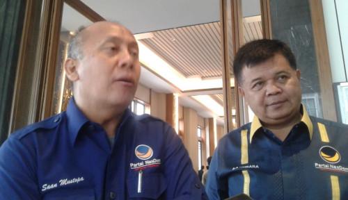 Pilkada 2020, NasDem Jabar Calonkan Sahrul Gunawan Jadi...