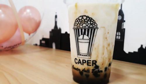 CAPER: Minuman Cokelat Penangkal Baper