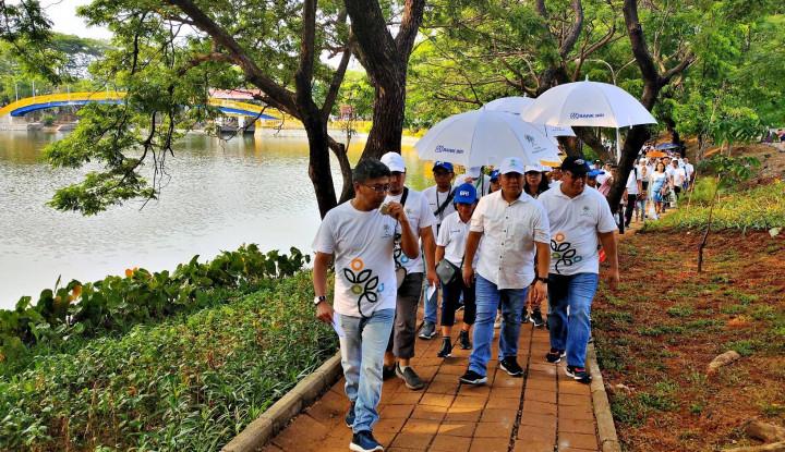 Menambah Luas Ruang Terbuka Hijau di Jakarta, Utan Kemayoran Resmi Dibuka - Warta Ekonomi