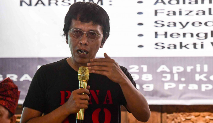 Usai Kolaps, Fadjroel Rachman ke Menkes Terawan: Tolong Larang Adian Napitupulu. . . . - Warta Ekonomi