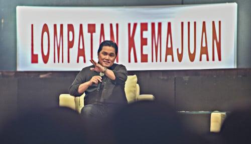 Foto Alhamdulillah, Erick Thohir Ultimatum BUMN: Jangan Ada PHK