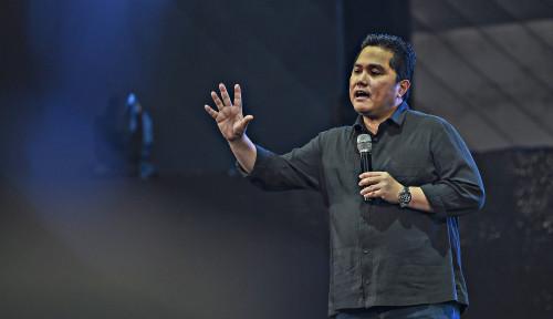 INCO Erick Thohir Kasih Pujian, Investor Vale: Cuan!