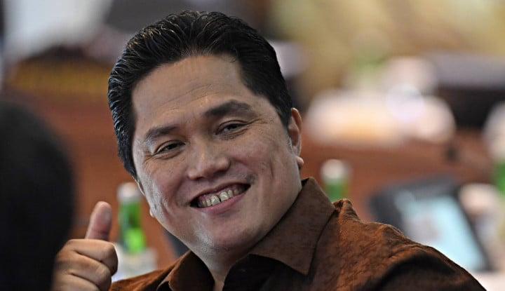 Diminta Pilih 'Jadi Menteri' atau 'Pengusaha', Jawaban Erick Thohir Mantap! - Warta Ekonomi