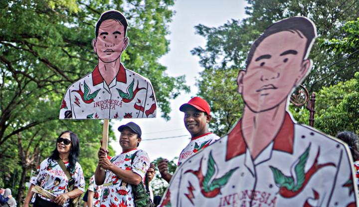 jokowi: kalau saya tunjuk anak jadi menteri itu dinasti politik, tapi gibran ikut pilkada...