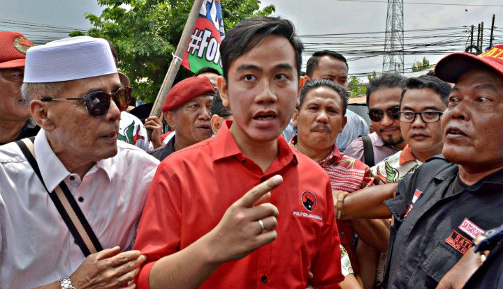 Kan Maen, PDIP Bakal Pol-polan di Solo: Gibran Harus Menang!!