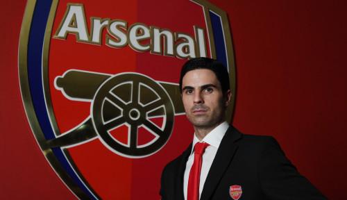 Foto Arteta: Arsenal Akan Sulit Amankan Tiket Liga Champions