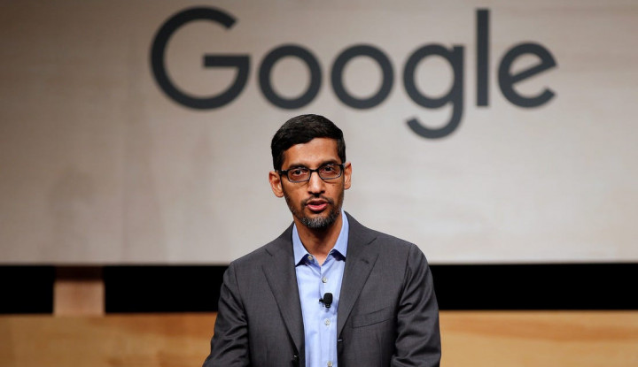 Seger Bener! Gaji Sudah Besar, Bos Google Dapat Kompensasi Rp4,3 Triliun!