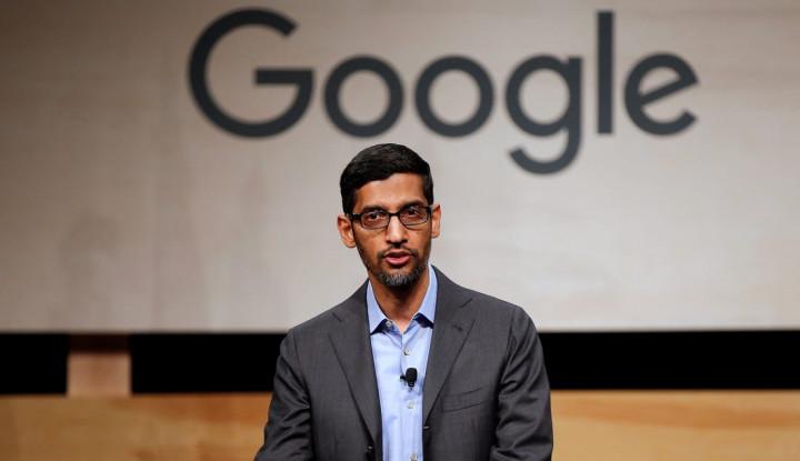 Panik Virus Corona, Bos Google Minta Karyawannya Tenang: Jutaan Orang Bergantung Pada Kita - Warta Ekonomi