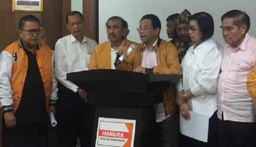 Kubu Wiranto Bilang Munas Hanura Abal-Abal, Para Sesepuh Geram dan Ancam Bakal Lakukan Ini!