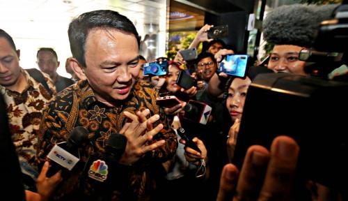 Reshuffle Ahok Bakal Jadi Menteri? Cuma Gosip!