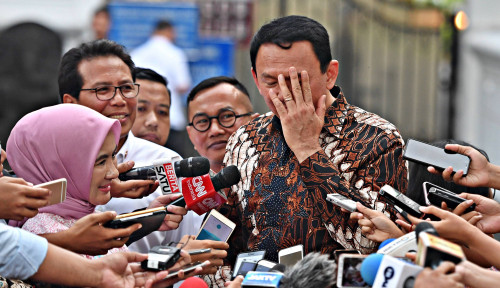 Bela Ahok, Ketua Jokowi Mania Minta ke Prabowo Agar...
