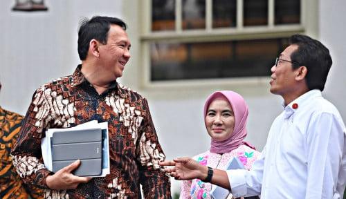 Ngaku, Akhirnya Jokowi Ngaku Jadikan Ahok Kandidat 'Gubernur' Ibu Kota Negara Baru