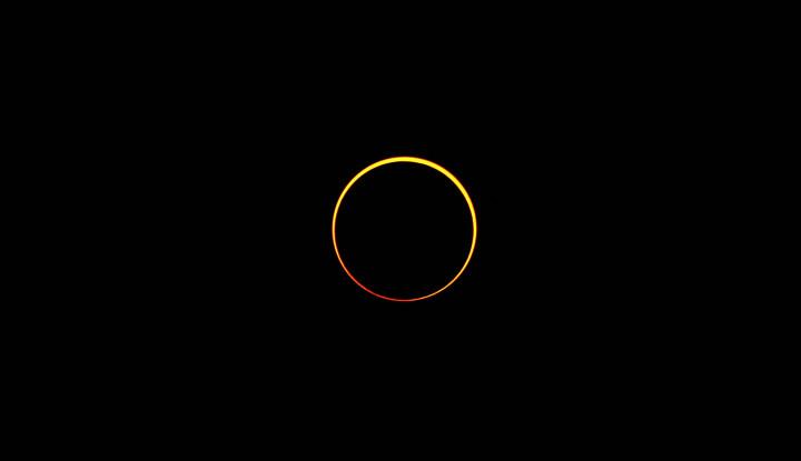 Puncak Gerhana Matahari, Ini Dia 31 Provinsi beserta Waktunya