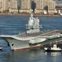 Memanas, Kapal Induk China Bersiap Mangkal di Wilayah Perairan Taiwan
