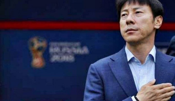 Tinjau Garuda Select, Shin Tae-yong Akan Bertolak ke Italia - Warta Ekonomi